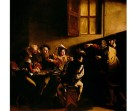 La vocation de St Matthieu - LE CARAVAGE