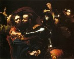 L'arrestation du Christ - LE CARAVAGE